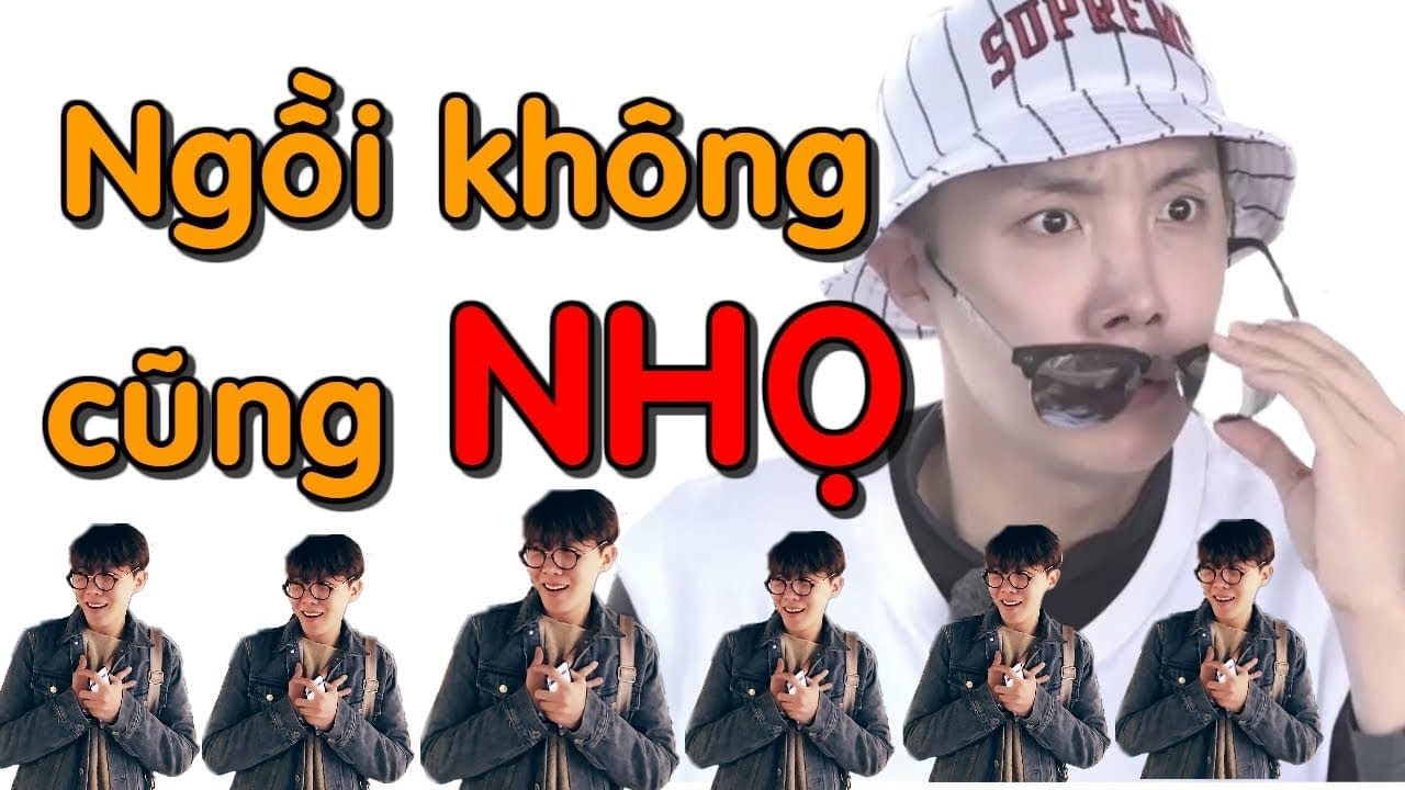 [POOR HOBI] Chay Hop - Orang muda jangan duduk diam, PIKIRAN =)))