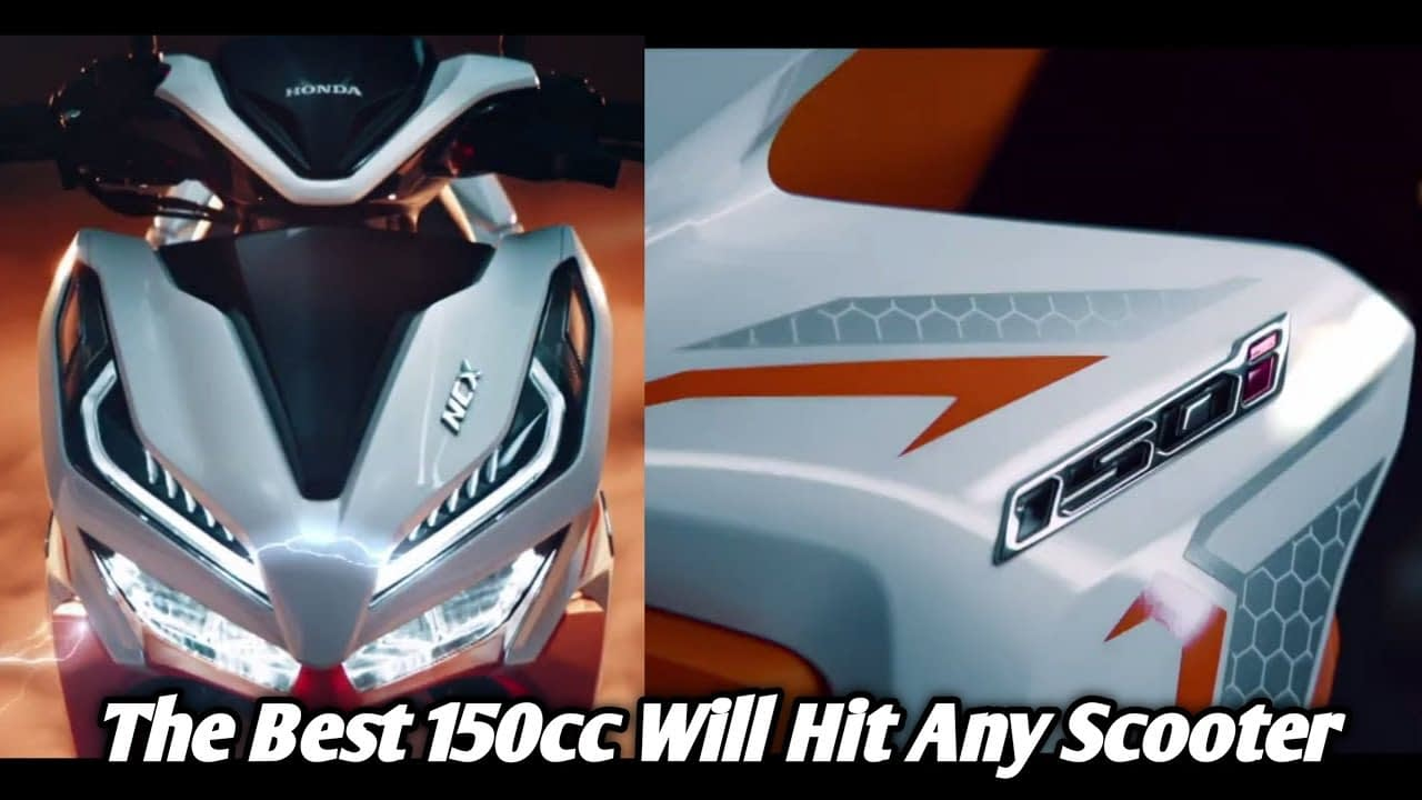 New Honda Click 150i 2020 First Look Official Launch Hanya Pengumuman