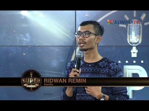 Ridwan: Hobi Koleksi Cupang (SUPER Stand Up Seru eps 208)