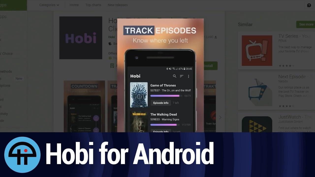 Hobi untuk Android