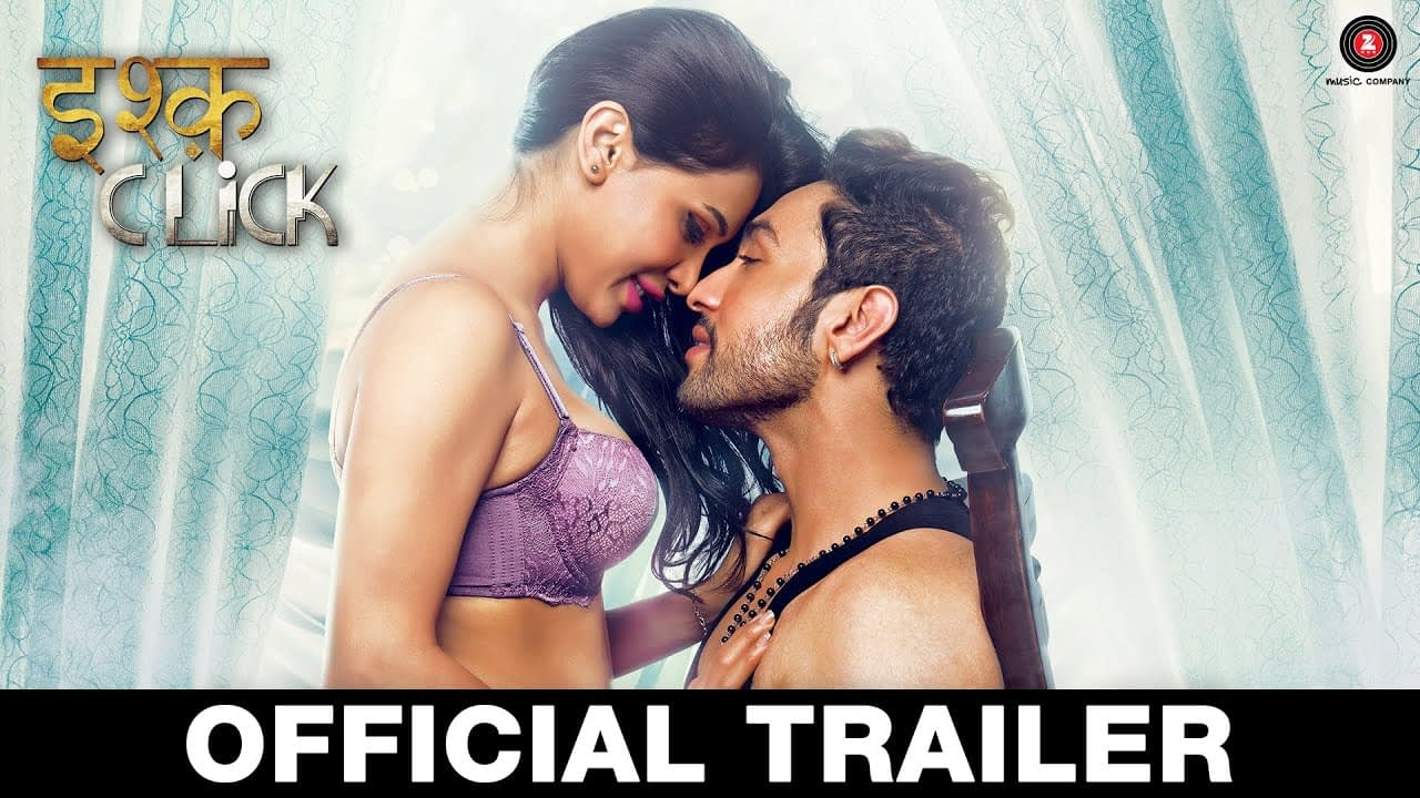 Ishq Click - Trailer Film Resmi |  Sara Loren, Adhyayan Suman & Sanskriti Jain |  Satish & ajay