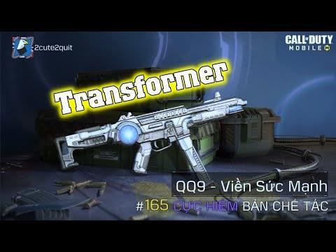 Call of Duty Mobile   INSANE QQ9 Tranformer - SmileGG 1 Klik