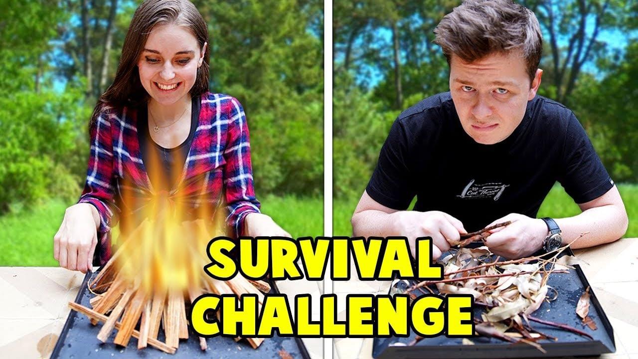 KLIK ULTIMATE SURVIVAL CHALLENGE    Terinspirasi oleh The Division 2