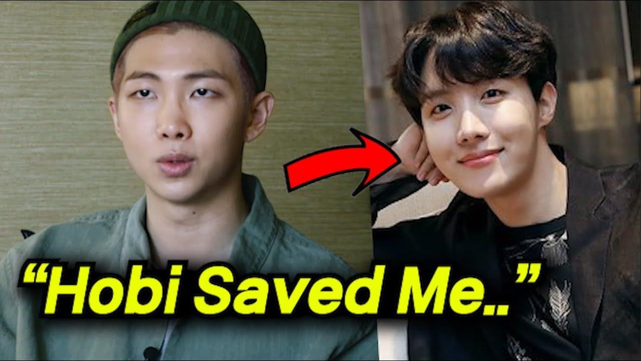 BTS JHope Menyelamatkan RM di Panggung, Refleks Hobi yang Luar Biasa