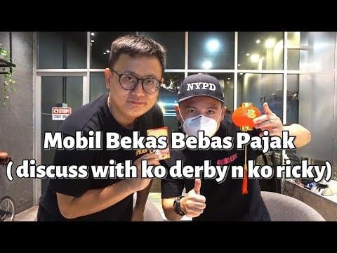 """Hobi Mobile TV """"PEMBERITAHUAN : HobiMobil Berlakukan PAJAK 0 persen di SEMUA UNIT nya"""" (Tanpa Clickbait)"""