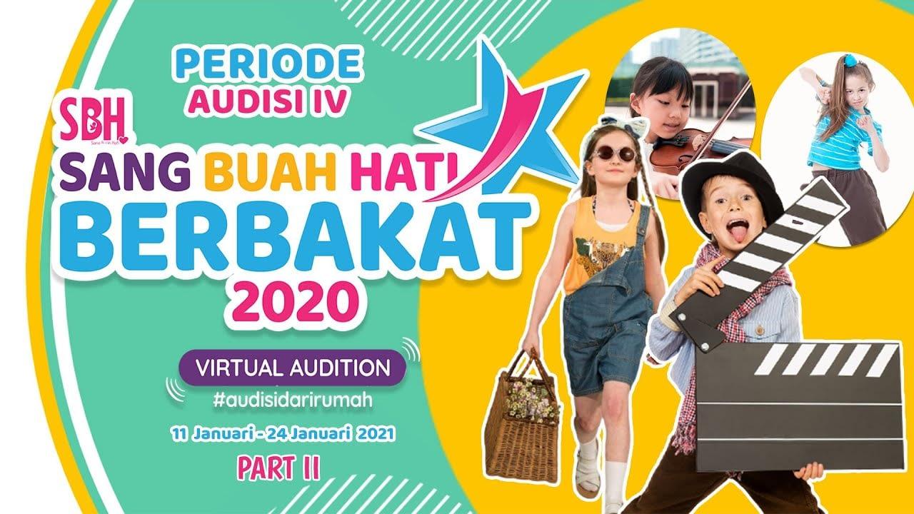 SBH Berbakat 2020 | Periode Audisi 4 I Part 2