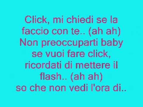 Entics-click text