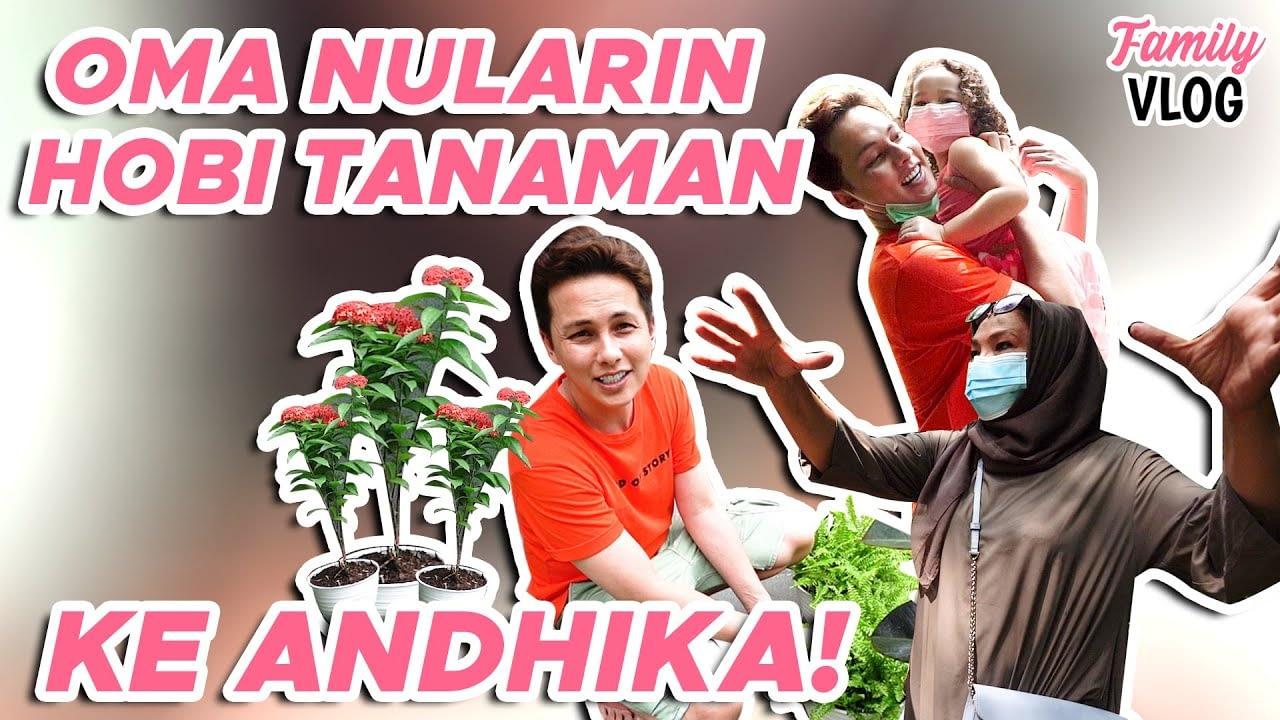 HATI-HATI JAWA ROAMING BHS!  ANDHIKA COBA TANAMAN HOBI!