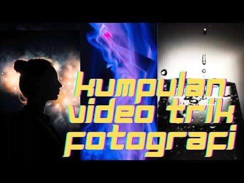 KUMPULAN VIDEO TRIK #FOTOGRAFI KEREN DENGAN MENGGUNAKAN HP #SMARTPHONE