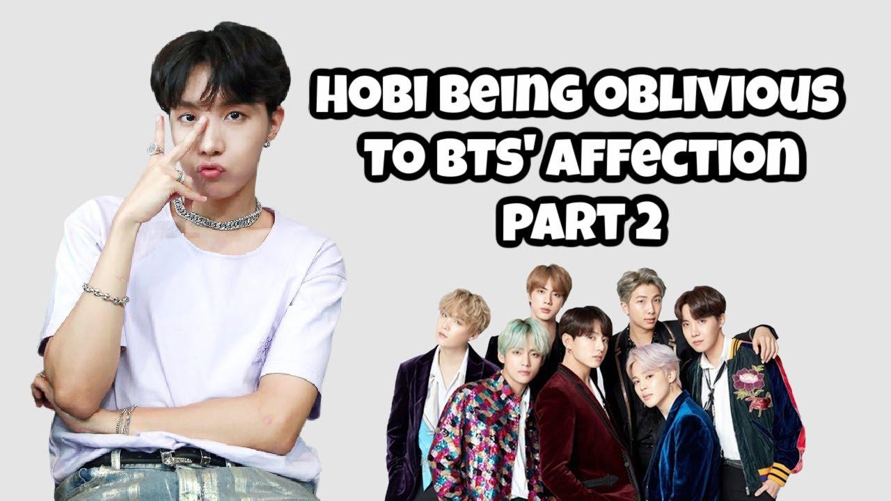 Hobi Menjadi Melupakan Kasih Sayang BTS Bagian 2