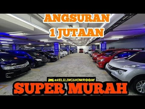 SUPER MURAH ANGSURAN 1 JUTAAN HARGA MOBIL BEKAS 2021 DI HOBI MOBIL JAKARTA BOLEH DI ADU TERMURAH
