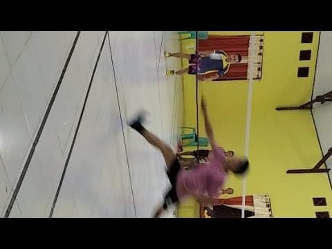 Badminton Eksebisi.. Salam Satu Hobi