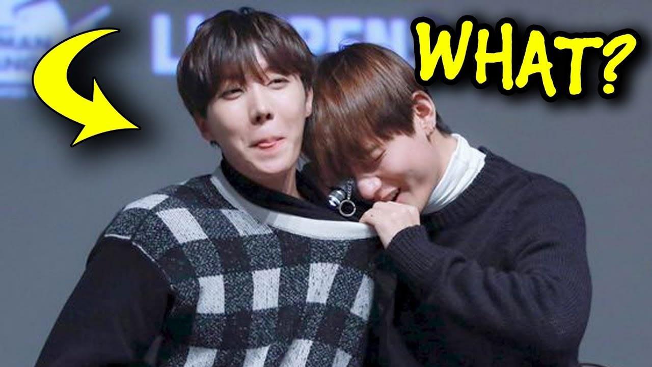 Ketika BTS terlalu mencintai J-Hope 😆❤️