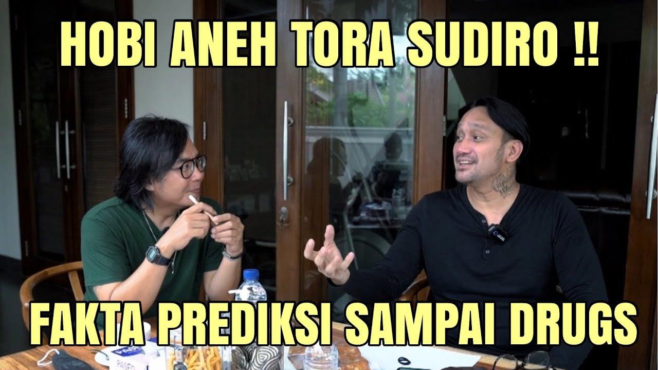 HOBI ANEH TORA SUDIRO !!! BONGKAR FAKTA ANDRE TAULANY DAN THE PREDIKSI