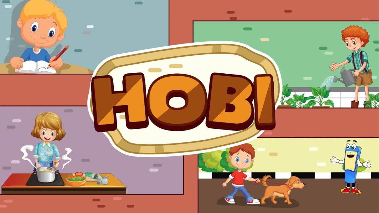 Hobi    Video Prasekolah