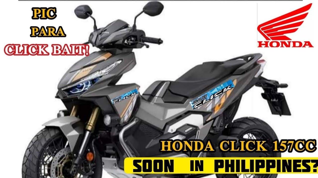 Honda KLIK 157CC |  honda klik 160cc |  akankah itu dibawa ke Filipina?