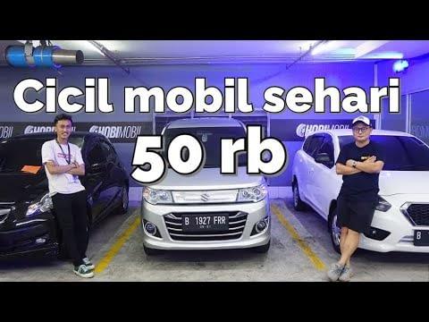 """Hobi Mobile TV """"HEMATNYA BELI MOBIL DENGAN CICILAN 50rb PERHARI"""""""