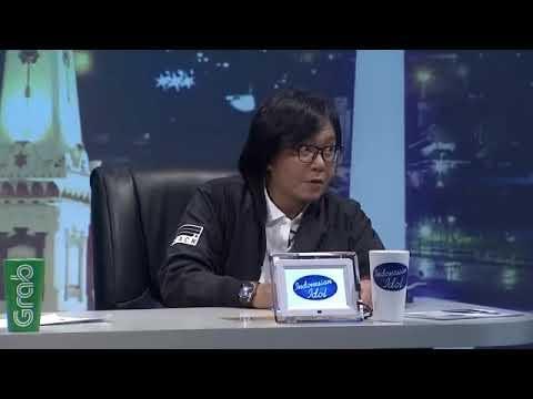 Nyaris bikin ketawa # Indonesia Idol #Alabiu berbakat