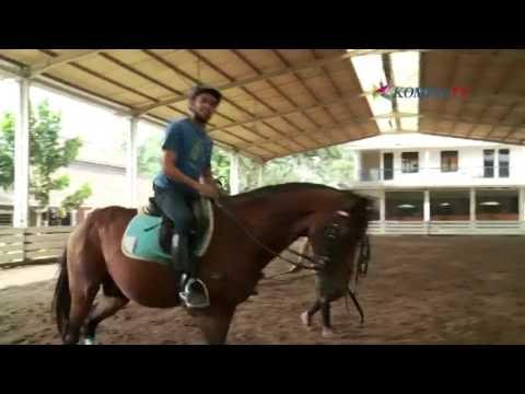 Belajar Keseimbangan Lewat Berkuda - Hobi eps Berkuda bagian 1