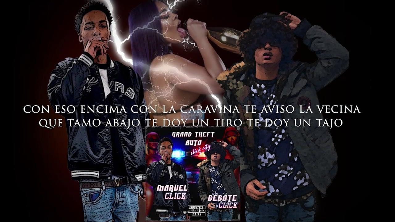 Bebote Click ft Marvel Click- LA MOVIE (LIRIK) #drill #SPANISHDRILL