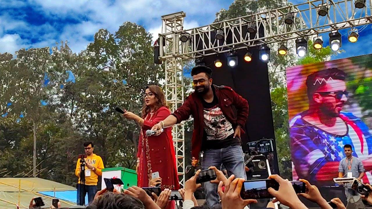 Tui Ki Amar Hobi Kembali - Tui Ki Amar Hobi Re    Pertunjukan Langsung Imran & Kona    Prothom-Alo Bondhushava